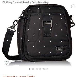 Lug Can-Can crossbody bag NWOT